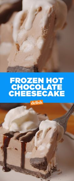 FINALLY, a summer dessert that'll cure your hot chocolate cravings. Get the recipe from Delish.com.