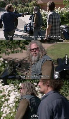 26 Of The Funniest Moments From Sons Of Anarchy