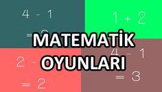 """""""Matematik Oyunları"""" adından da anlaşılacağı gibi matematiksel işlem oyunudur."""