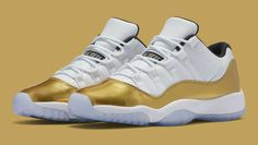 los angeles 27c54 1f169 The Air Jordan 11 joins the 2016 Rio Summer Olympics celebration with the  release of the Air Jordan 11 Retro Low