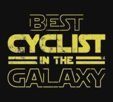 Best Cyclist In The Galaxy by esskay