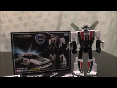Masterpiece Wheeljack (MP-20) Toy Review