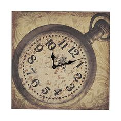 Sterling 538501 Wall Clock Ashen Beige *** Find out more about the great product at the image link.