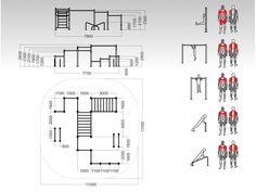 Street Workout Park Dimensions <b>street workout</b>, <b>workout</b> and <b>parks</b> on pinterest Outdoor Jungle Gym, Outdoor Gym, Outdoor Workouts, Gym Workouts, At Home Workouts, Calisthenics Workout Routine, Park Workout, Street Workout, Fitness Design