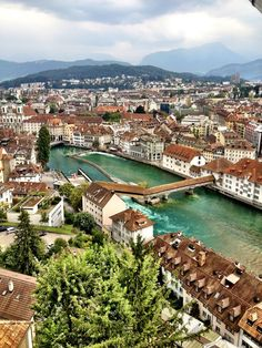 I Loved Lucerne. One Of My Favorite Cities.