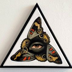 by Gustavo Rimada Mom Tattoos, Body Art Tattoos, Tattoo Sketches, Tattoo Drawings, Tatto Old, Insect Tattoo, Tatuagem Old School, Traditional Tattoo Flash, Flash Art