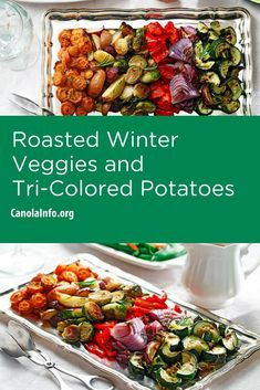 Sometimes the simplest dishes are the best and roasted vegetables provide pure comfort that is hard to beat.