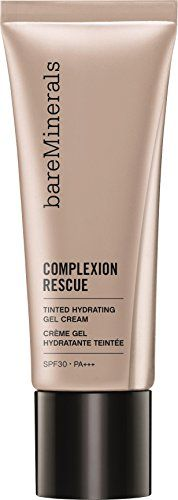 Bare Minerals Complexion Rescue Tinted Hydrating Gel Cream Vanilla 02 1.18 oz by Bare Escentuals -- Check out the image by visiting the affiliate link Amazon.com on image.