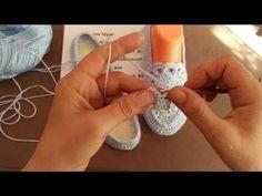 Buz Mavisi Ev Ayakkabısı Patik Modeli