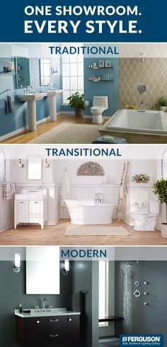 Designing A Bathroom Doesn T Need To Be Overwhelming Visit Your Local Ferguson Bath Kitchen Lighting Gallery Will Help You Figure Out Style