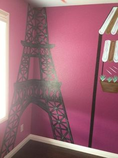 Paris Interior Designs 27 Photos Interiorforlife.com Paris Themed Litle Girls  Room