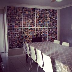 instagram prints, instagram pictures, decorating, dining room  Print your Instagram photos here: www.once-upon-a-print.com