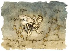 arthur rackham trees - Google Search