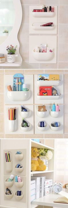 Incroyable Another Option At The Container Store For Magnetic Wall Storage | Organize  It | Pinterest | Magnetic Wall, Wall Storage And Container Store