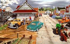 """""""Going to the Feed Store"""" ~ Ken Zylla"""