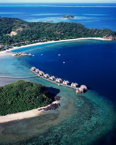 """Honeymooooon See the """"Best Snorkeling: Savusavu Bay, Vanua Levu, Fiji"""" in our 50 Best Beach Honeymoons gallery Beach Honeymoon Destinations, Dream Vacations, Vacation Spots, Fiji Honeymoon, Beach Vacations, Oh The Places You'll Go, Great Places, Places To Travel, Places To Visit"""