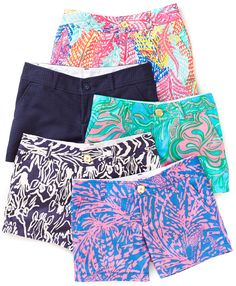Lilly Pulitzer Callahan Shorts- new prints
