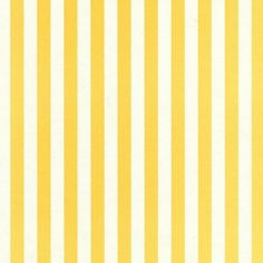 Wide Stripe Dolls House Wallpaper - Yellow, Wallpaper & Tiles, WP1042from Bromley Craft Products Ltd.