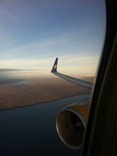 Iceland Air by Flygstolen, via Flickr #IcelandAir #aircraft #flight