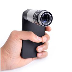 Telephoto lens for iphone (Connect design)