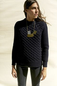 Trying to find a chic-but-roomy sweater that doesn't make me look like I'm being eaten by yarn. #petiteproblems ;)