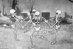 """ The Skeleton Dance (1929) """