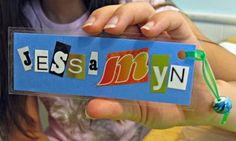 Etsy {NewYork} Street Team - Indie Artists, Artisans & Crafters of the NY Metro Region: Crafts and Craft Selling for Kids School Art Projects, Projects For Kids, Art School, Back To School, Diy Crafts For Kids, Crafts To Sell, Book Crafts, Paper Crafts, Bookmarks Kids