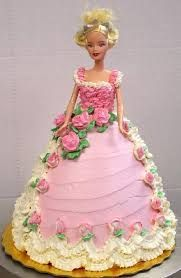 Resultado de imagen de barbie cake tutorial