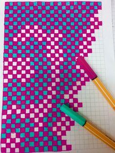 graph paper art ideas graph paper art drawing ideas pixel