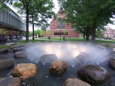 tanner fountain