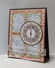 The House That Stamps Built – Amazing things can happen with a few rubber stamps & some ink!