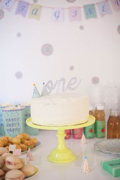 Greta & Ginevra | Il primo compleanno - Sweet as a Candy