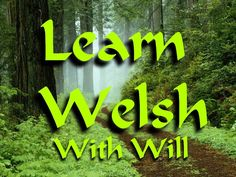 Learn Welsh with Will Welsh Pronunciation - In this episode we learn how to pronounce Welsh Words.Come with me as I learn Welsh the easy way by listenin.