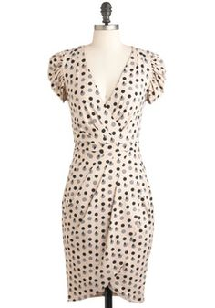 Disc is the Life Dress, #ModCloth