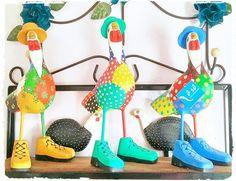 As amigas.  #artesanato #decoração #casamineira #minasgerais #galinha #artesanatomineiro #artesanal #decoracao #decorar