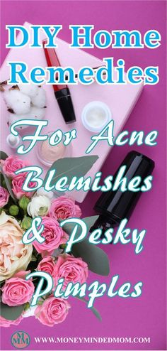 Natural Acne Remedies DIY Home Remedies for acne, blemishes and pesky pimples. 8 DIY home remedies for every type of acne problem. Cystic Acne Remedies, Natural Acne Remedies, Home Remedies For Acne, Skin Care Remedies, Cellulite Remedies, Holistic Remedies, Acne Blemishes, Acne Skin, Acne Scars