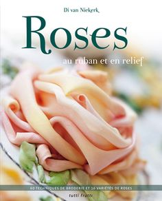 Good morning and Good news… my Roses book is now available in French ♥