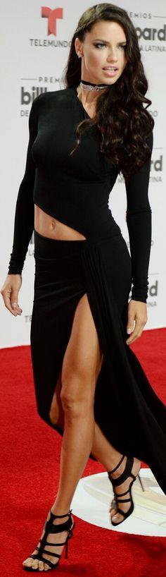 Adriana Lima - 2016 Billboard Latin Music Awards, Miami, 28.04.16