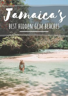 The Best Beaches in Jamaica. The Hidden Gem Guide There's some beautiful hidden gems in Jamaica. Check this post for the best beaches to visit when traveling to Jamaica. Affordable Beach Vacations, Beach Vacation Tips, Beach Honeymoon Destinations, Jamaica Vacation, Jamaica Travel, Beach Trip, Wedding Destinations, Vacation Ideas, Jamaica Jamaica