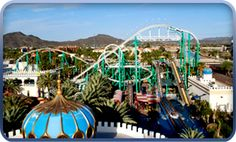...Visit Castles N' Coasters: Arizona's finest family fun and thrill park!  #grandcanyonuniversity #gcu #thunder