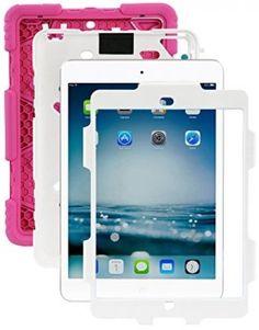 ACEGUARDER Apple Ipad Mini 2 Case Waterproof Rainproof Shockproof Kids Proof 2