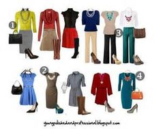 Image detail for -business casual dress code for women