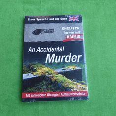 Englisch lernen mit Krimis  An Accidental Murder  Einer Sprache auf der Spur