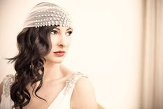 Gallery | Miss Wedding Design veil swarosky, vintage anni 20