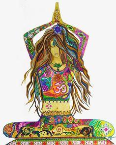 Soulaya Yoga Goddess Pose Painting Framed Canvas Print Bohemian Home Decor, Namaste, Yoga Studio Art, Abstract Modern Yoga Artwork, Yoga pose-yoga painting- yoga art-yogi art- yogi girl-boho girl-yoga decoration-yoga studio decorat Yoga Studio Decor, Yoga Studio Design, Meditation Art, Yoga Art, Guided Meditation, Pintura Yoga, Reiki, Bohemian Style Home, Bohemian Art