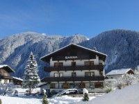 #Pension Sanna in #Mayrhofen (Zillertal) günstig buchen / #Österreich www.winterreisen.de