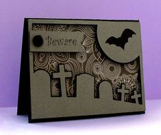 Graveyard Card Cover