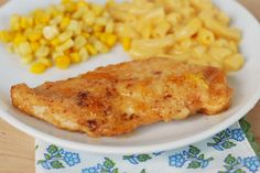 Lemon Brown Sugar Chicken.. sounds interesting.. I'll try it!