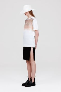 FALL 2013 READY-TO-WEAR  Dion Lee
