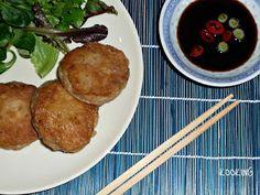 KOOKING: Hamburguesas de pescado con toque asiático